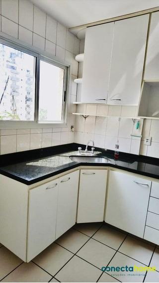 Apartamento De 104 M², 3 Dormitórios E 2 Vagas Na Chácara Santo Antônio - Zs1805an