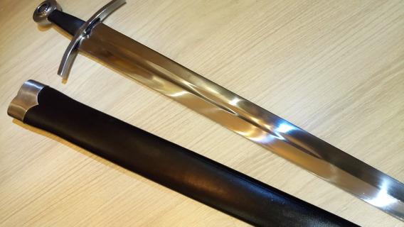 Espada Medieval Oakeshot Século Xv - Full Tang Funcional