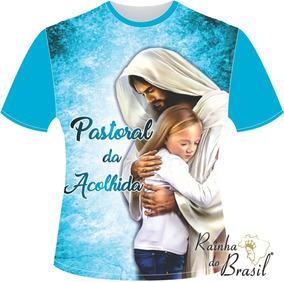 Camiseta Pastoral Da Acolhida