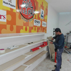 Marquesinas Front - Backlight - Corporeas Con Led - Banners