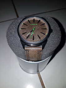 Relógio Couro Lince