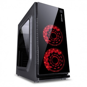 Pc Iturbo Athlon 200ge, 8gb, 1tb Hd, Fonte 500w