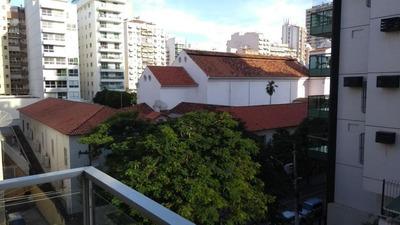 Apartamento Em Icaraí, Niterói/rj De 150m² 4 Quartos À Venda Por R$ 1.280.000,00 - Ap216320