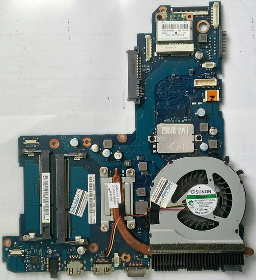 Placa Mãe Notebook Samsung Np270/275 -defeito