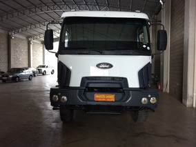 Ford Cargo 2628 Ano 2012 Caçamba 10 Mts