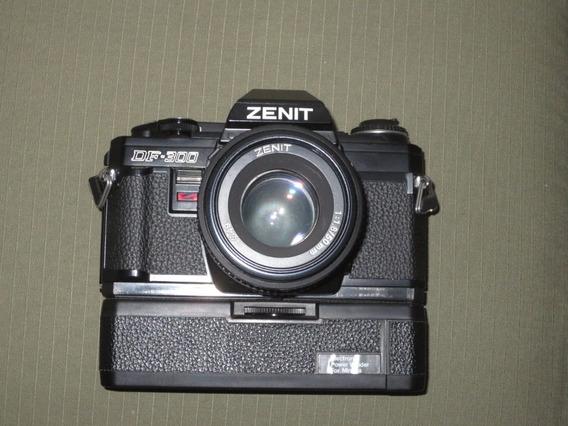 Camera Zenit Reflex Com Motor Drive