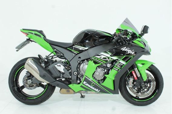 Kawasaki Ninja Zx-10r Abs 2017 Verde
