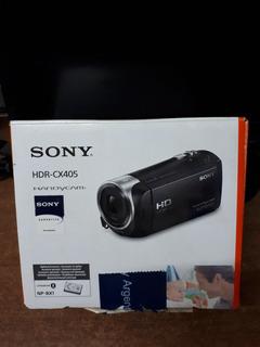 Filmadora Sony Hdr Cx405