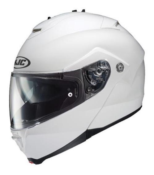 Capacete Hjc Is-max Ii Solido Branco 60