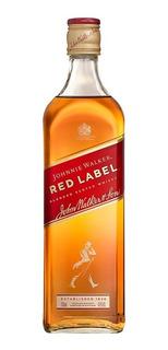 Whisky Johnnie Walker Etiqueta Roja De 700ml.