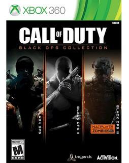 Call Of Duty Blackops Collection Xbox 360 Nuevo