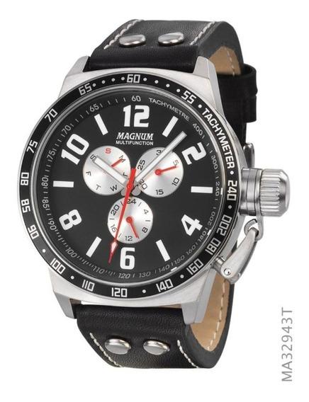 Relógio Masculino Magnum Esportivo Analógico Ma32943t N.f.