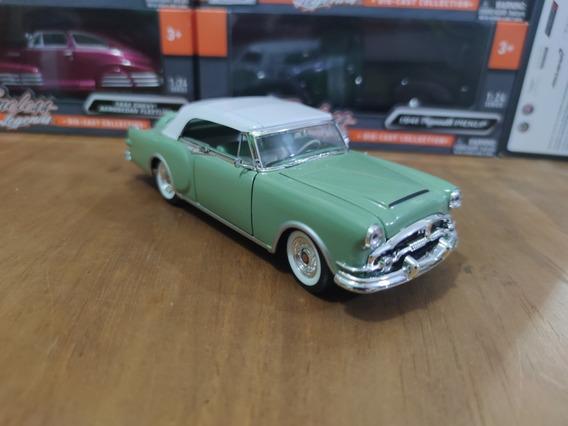 Packard Caribbean 1953 Welly 1/24 Escala Sin Caja Nuevo