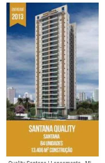 Apartamento 3 Suítes Alto Padrão Com 95 M3 Em Santana
