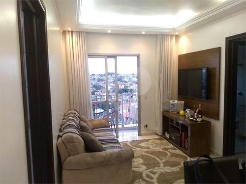 Ótimo Apartamento À Venda, Na Avenida Santo Antonio, Bairro Bela Vista, Osasco. - 326-im396651