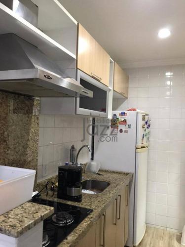 Apartamento Com 2 Dormitórios À Venda, 43 M² Por R$ 185.000,00 - Jardim Santa Maria (nova Veneza) - Sumaré/sp - Ap2491