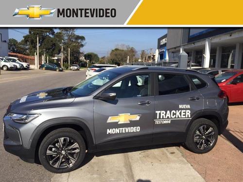 Chevrolet Tracker Premier 1.2t At / Con Wifi 2021 0km