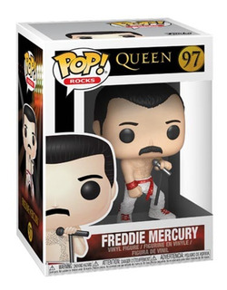 Funko Pop Queen - Freddie Mercury Diamond Collection #97