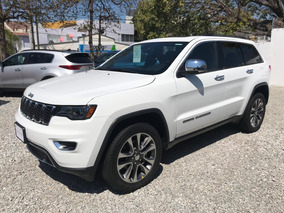 Jeep Grand Cherokee 3.7 Limited Lujo 3.6 4x2 At 2018