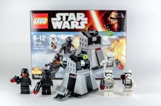 Lego - Set De Combate De La Primera Orden