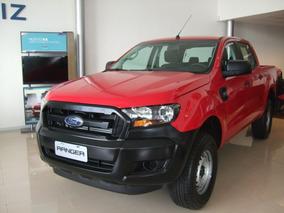 Ford Ranger Xl 4x2 Cd Anticipo Y Cuotas Fijas- Tasa Pref.