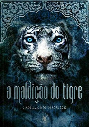 Livro A Maldição Do Tigre Colleen Houck