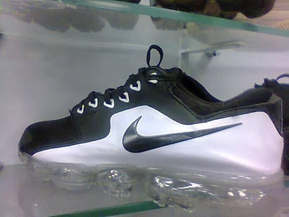 Tenis Nike Vapormax Branco E Preto Nº38 A 43 Original