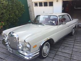 Mercedes Benz 250 Se Coupé W111 1967