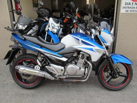 Suzuki Inazuma 2016 Azul