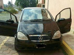Mercedes-benz Clase A 1.9 160 Classic Style Mt 2000
