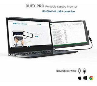 Duex Mobile Pixels Pro Portable Monitor For