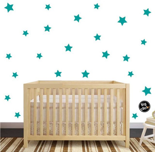 Vinilos Decorativos Hogar Sticker Estrellas Estelares