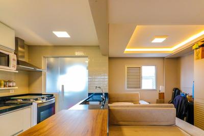 Apartamento Em Cabral, Curitiba/pr De 77m² 2 Quartos À Venda Por R$ 530.000,00 - Ap175149