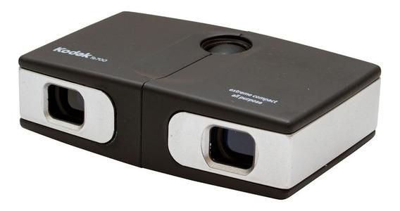 Binóculo Ultra Compacto Ampliação De 7 X Lentes 18 Mm Te700