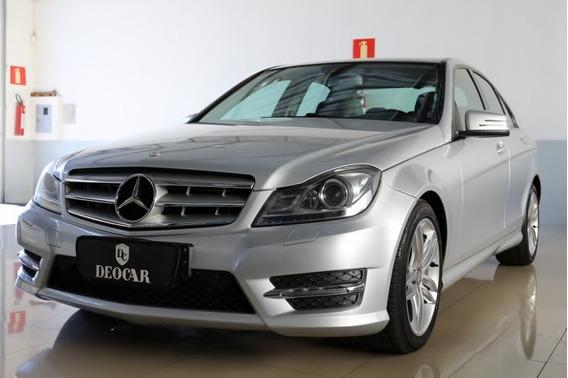 Mercedes-benz C180 Sport Turbo 1.6 Automático 2013/2014