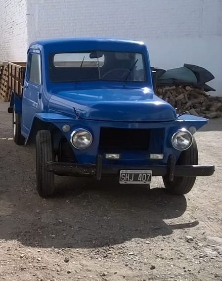Rastrojero Diesel Marca Dinfia