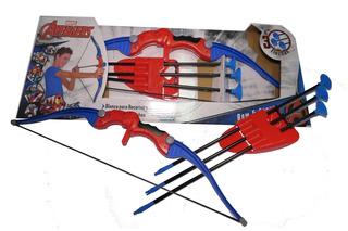 Avengers Bow & Arrow Arco Y Flecha Ditoys
