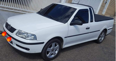 Volkswagen Saveiro 1.8 Plus 2p 2003