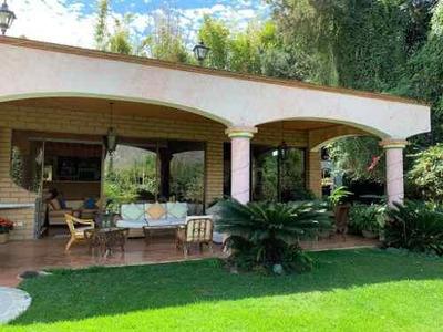 Residencia En Venta, Para Hotel, Spa, En Tepoztlan