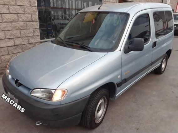 Peugeot Partner Urbana 2006 1.4