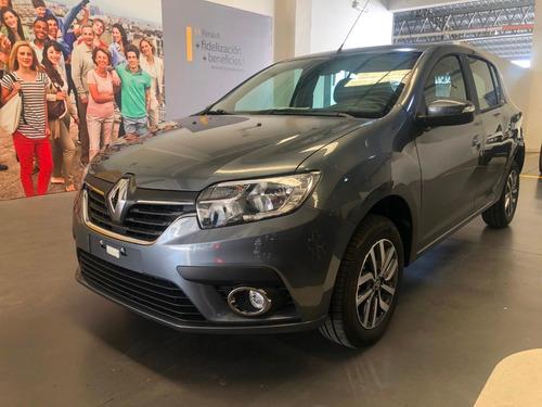 Renault Sandero 1.6 16v Intense Entrega Inmediata Fc