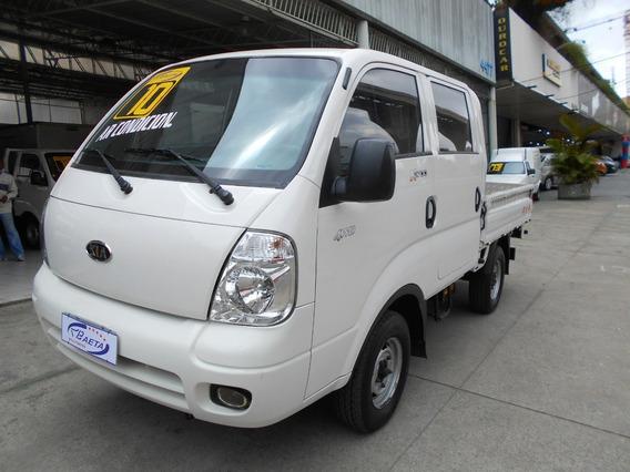 Kia Bongo Cab Dupla 4x4 09/10 Completo