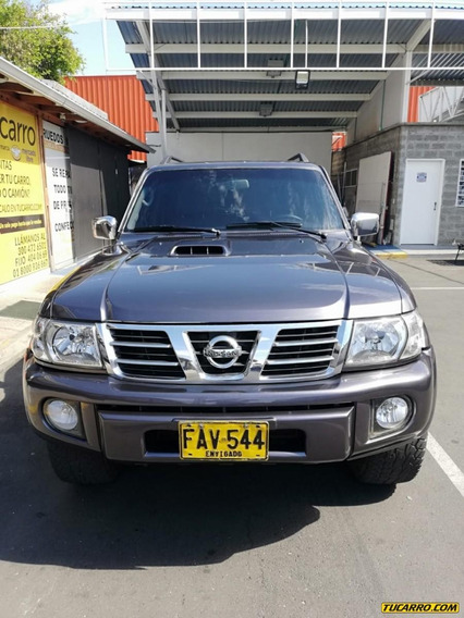 Nissan Patrol Patrol