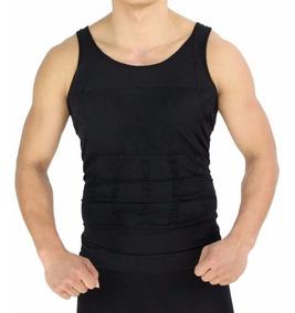 Camisa Cinta Modeladora Confortável Redutora De Medidas