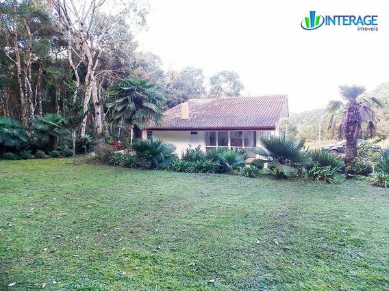 Chácara Com 2 Dormitórios À Venda, 8052 M² Por R$ 420.000,00 - Centro - Campo Magro/pr - Ch0011