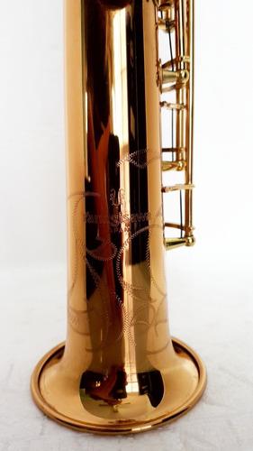 Imagem 1 de 10 de Soprano Yanagisawa S902 Bronze, Made In Japan, Sax Top Pró.