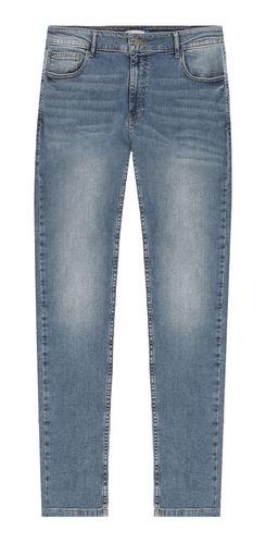 Imagen 1 de 6 de Pantalón De Mezclilla Skinny De Hombre C&a (3009914)