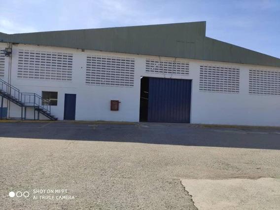 Galpon En Alquiler Barquisimeto Union 20-737 Mf