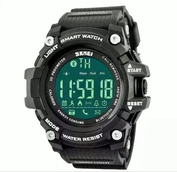 Relógio Masculino Digital Preto Skmei 1227 Smart Watch