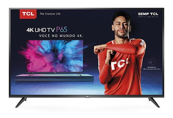 Smart Tv Led 65 Tcl P65us Ultra Hd 4k Hdr